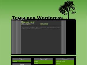Темы для WordPress -  Isolated