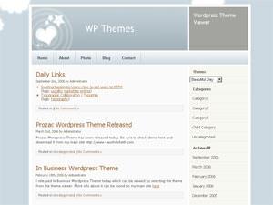 Тема для WordPress Beautiful Day