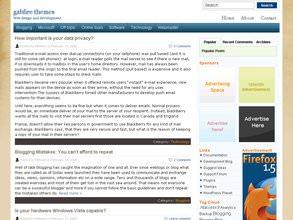 Темы для WordPress -  WpTimes