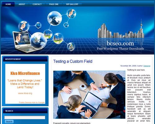 Тема Business_for_sale_2 для WP