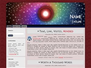 Астрологическая тема Horoscope-Heaven