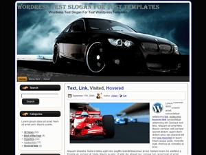 Автотема Black_BMW