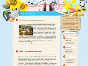 Шаблон туризм Travel-around-the-clock для WordPress