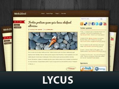 Премиум шаблон Вордпресс Lycus