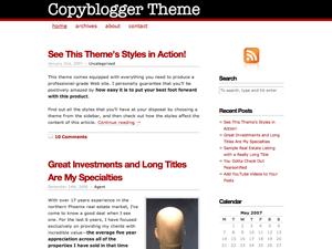 Copyblogger SEO шаблон для WordPress