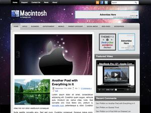 Шаблон Macintosh
