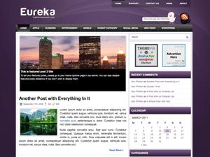 Шаблон Eureka