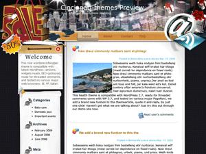Wordpress тема онлайн-услуги Get-help-online