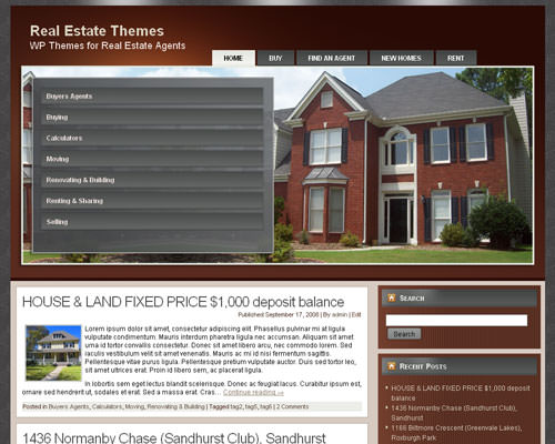 Wordpress тема недвижимость Real-estate-agent-5