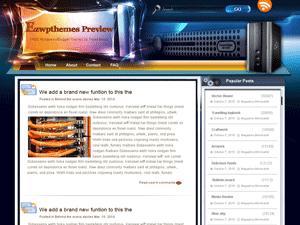 Технотема Вордпресс Servers From A To Z