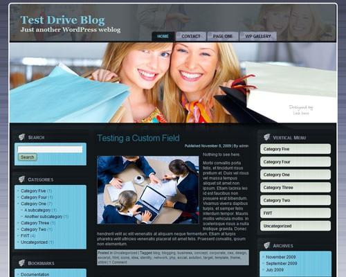Шопинг тема WordPress Shopping theme wp