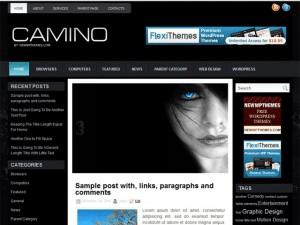 Универсальная тема Вордпресс Camino