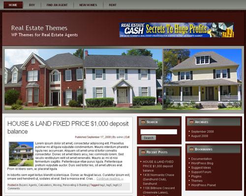 Wordpress тема недвижимость Real-estate-agent-11
