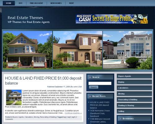 Вордпресс шаблон недвижимость Real-estate-agent-10