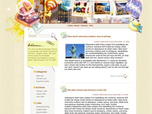 Шаблон WordPress туризм Easy-vacation