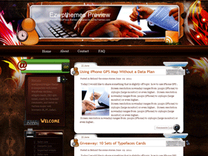 Бизнес тема Вордпресс Service-For-You