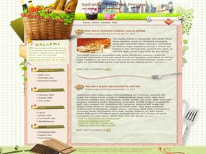 Тема Dainty-kitchen