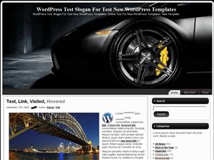 Автомобильная тема Вордпресс Black-Lamborghini-Wheel