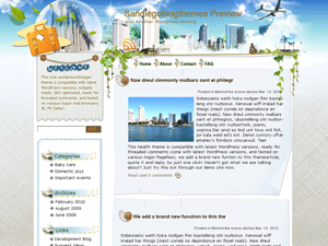 Wordpress шаблон о туризме Remember-to-take-camera