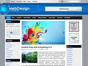 Шаблон WebDesign