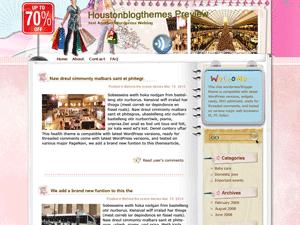 Вордпресс тема мода Bargain-hunter
