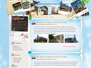 Вордпресс шаблон туризм Fly-to-fantasyland