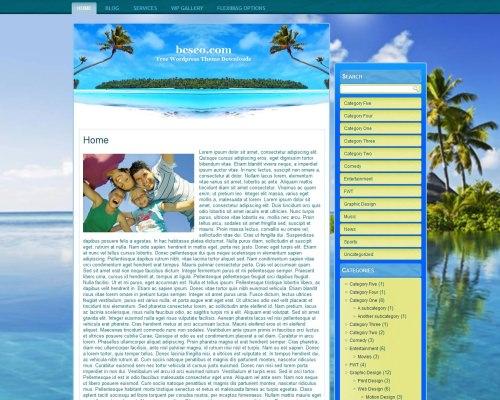 Тема Wp-travel-no1