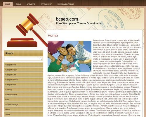 Юридический шаблон Вордпресс Law-theme-wp4