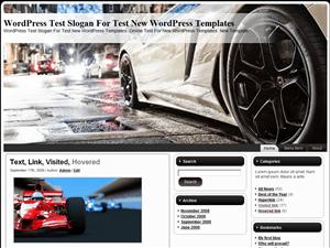 Автомобильная тема WordPress White-Speed-3
