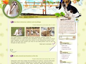 Вордпресс тема домашние животные Yes-master