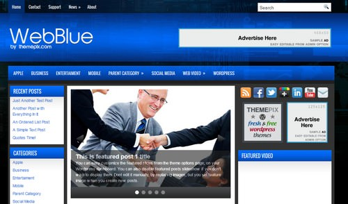 web-blue-wordpress