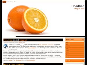 Шаблон WordPress здоровье Always-fresh