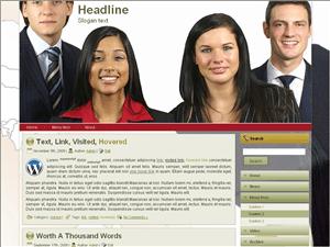 Wordpress тема образование Abroad-education