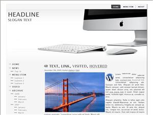 Wordpress тема техно Accessories