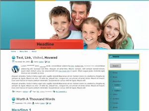 Шаблон WordPress стоматология Dentist-clinic