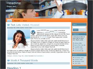 Медицинская тема WordPress Medicine-Store