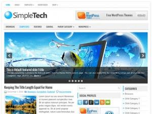 Универсальный премиум-шаблон SimpleTech