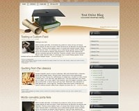 Шаблон для школьного сайта ScoolTheme