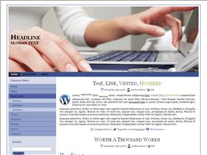 Бизнес тема Вордпресс Freelancers