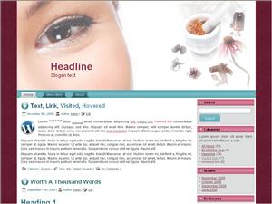 Медицинская тема WordPress Homeo-treatmemt-website