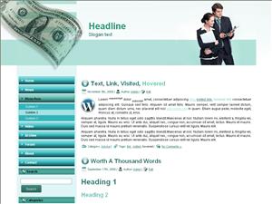 Бизнес тема Ворд пресс Planning-business-to-sucess
