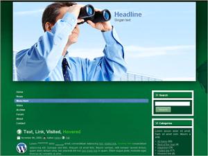 Вордпресс тема бизнес Successful-search
