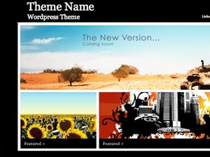 Универсальная тема WordPress Bw-media