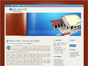 Wordpress тема о недвижимости Real-estate-foreclousers