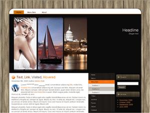 Wordpress шаблон путешествия Travel-agency
