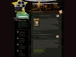 Wordpress тема кино eMotion-Picture