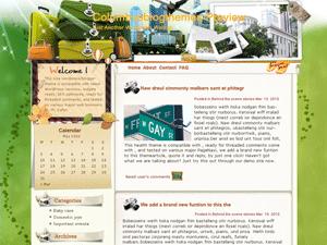 Wordpress шаблон туризм Guidebook