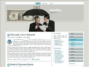 Вордпресс тема страхование Insurance-process