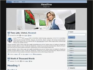 Бизнес шаблон Вордпресс Business-development-team