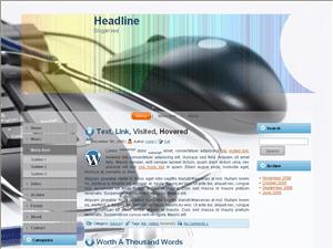 Вордпресс тема о здоровье Health-onlineinfo